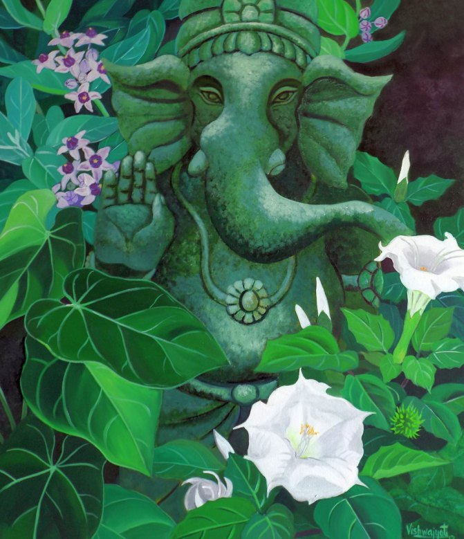 Ganesh in Nature