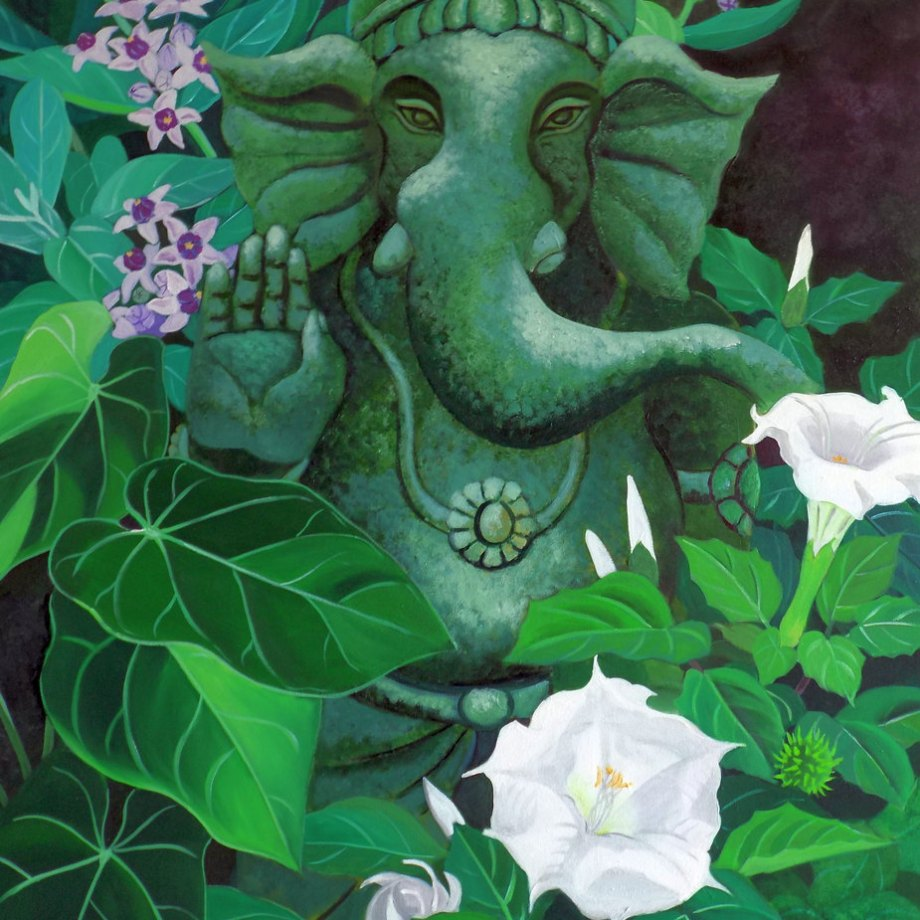 Ganesh in Nature