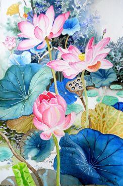 Lotus Pond 2