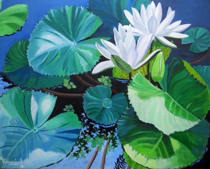 Waterlily Series 2