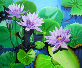 Waterlily Series 3