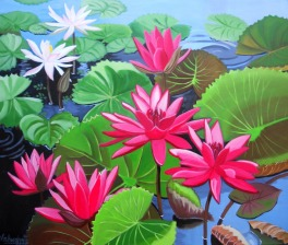 Waterlily Series 4